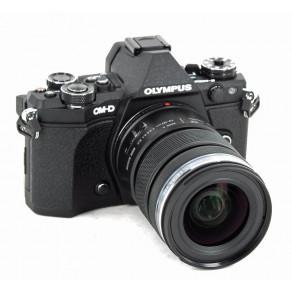 Фотоаппарат Olympus OM-D E-M5 Mark II 12-50 Kit Black/Black