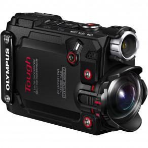 Экшн камера Olympus TG-Tracker Black (Waterproof - 30m, Wi-Fi, GPS)