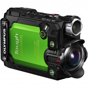 Экшн камера Olympus TG-Tracker Green (Waterproof - 30m, Wi-Fi, GPS)