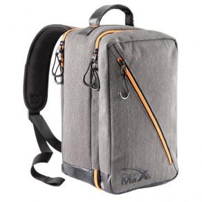 Рюкзак для ручной клади Cabin Max Oxford Stowaway, серый (20x35x20 см)
