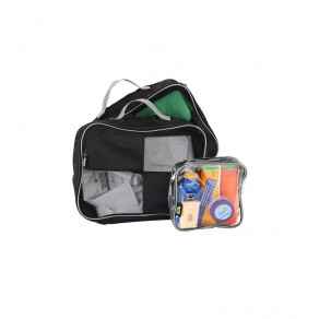 Набор чехлов для упаковки вещей Cabin Max Packing Cube Black (3шт)