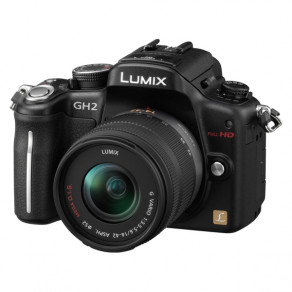 Фотоаппарат Panasonic Lumix DMC-GH2K 14-42mm kit