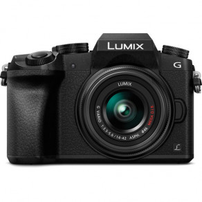 Фотоаппарат Panasonic DMC-G7 Kit 14-42mm Black