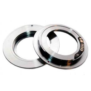 Адаптер для объектива JJC M42-Canon autofocus silver