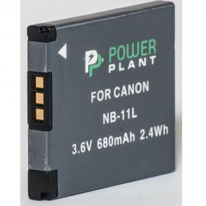 Аккумулятор PowerPlant Canon NB-11L 680mAh (DV00DV1303)