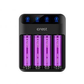 Интеллектуальное зарядное устройство (Li-ion) Efest LUSH Q4