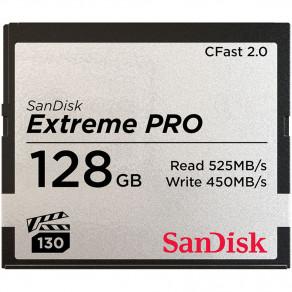 Карта памяти Sandisk CFast 2.0 Extreme Pro 128GB R525/W450 (SDCFSP-128G-G46D)