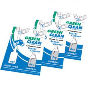 Швабры для полноразмерных сенсоров Green Clean SC-4060-3 (влажная/сухая)в 3шт