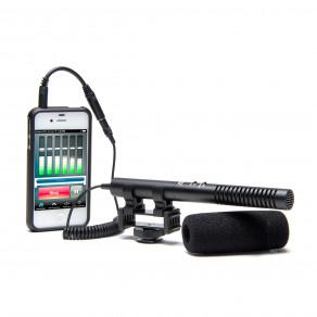 Остронаправленный микрофон Azden SGM-990-i