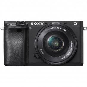Фотоаппарат Sony Alpha 6300 Kit 16-50 Black