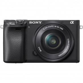 Фотоаппарат Sony Alpha 6400 Kit 16-50mm Black