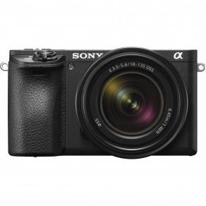 Фотоаппарат Sony Alpha 6500 Kit 18-135 Black