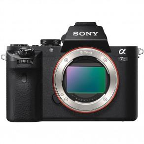 Фотоаппарат Sony Alpha 7 II Body