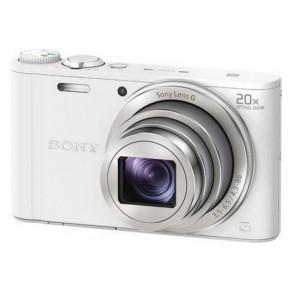 Фотоаппарат Sony Cyber-Shot WX350 White