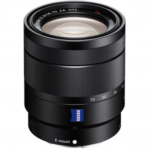 Объектив Sony E 16-70mm f/4 OSS Carl Zeiss