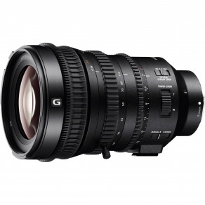 Объектив Sony E 18-110mm f/4.0 G Power Zoom