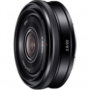 Объектив Sony E 20mm f/2.8