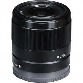 Объектив Sony FE 28mm f/2