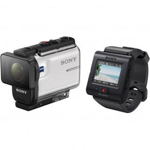 Экшн камера Sony HDR-AS300 c пультом RM-LVR3