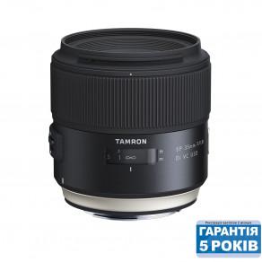 Объектив Tamron Di 35mm f/1.8 SP VC USD (Nikon)