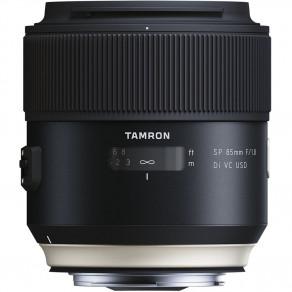 Объектив Tamron Di 85mm f/1.8 SP VC USD (Nikon)