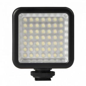 Мини LED свет Ulanzi W49 с тремя холодными башмаками