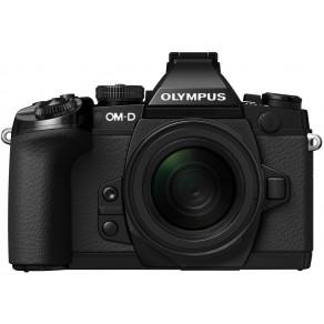 Фотоаппарат Olympus OM-D E-M1 Kit 12-50 Black/Black