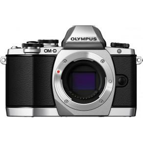 Фотоаппарат Olympus OM-D E-M10 Body Silver