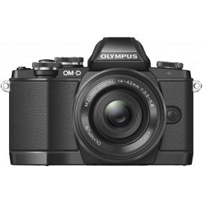 Фотоаппарат Olympus OM-D E-M10 Kit 14-42 Black/Black