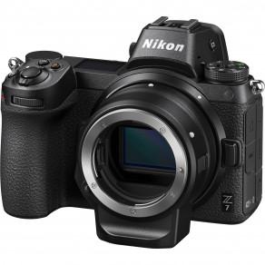 Фотоаппарат Nikon Z7 + FTZ Adapter (VOA010K002)