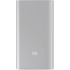 Павербанк Xiaomi Mi 2 5000mAh Silver (VXN4226CN)