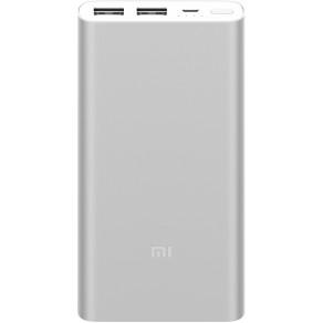 Павербанк Xiaomi Mi Powerbank 2S 10000mAh Silver (VXN4228CN)