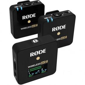 Радиосистема Rode Wireless GO II на 2 персоны для фото/видео камер
