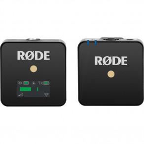 Радиосистема Rode Wireless GO для фото/видео камер