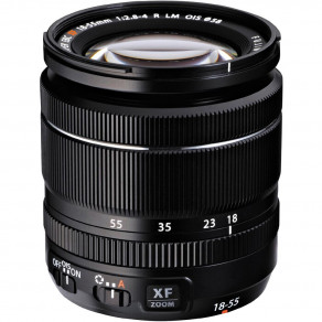 Объектив Fujifilm XF 18-55mm f/2.8-4 OIS