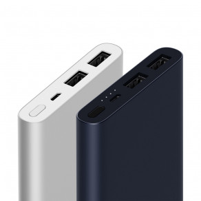 Павербанк Xiaomi Mi Powerbank 2S 10000mAh Black (VXN4230GL)