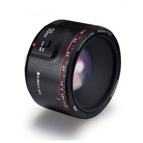 Объектив Yongnuo 50mm f/1.8 II Canon