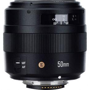 Объектив Yongnuo 50mm f/1.4 Nikon