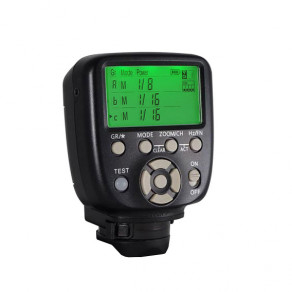 Передатчик-контроллер Yongnuo YN-560-TX II Nikon для вспышек Yongnuo YN560III/IV