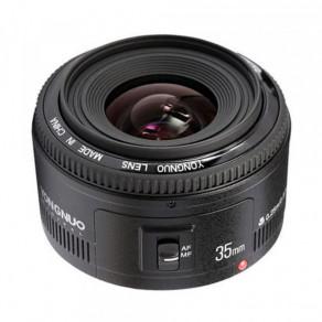 Объектив Yongnuo 35mm f/2 Canon