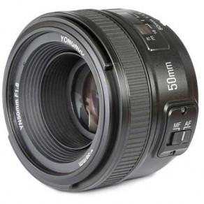 Объектив Yongnuo 50mm f/1.8 Nikon