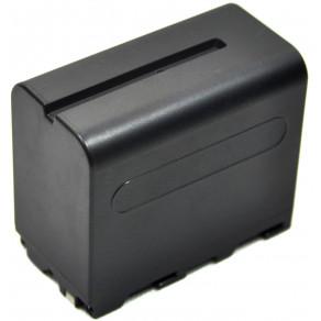 Аккумулятор Yongnuo NP-F970 Sony (7800mAh) для накамерного LED света
