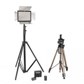 Набор для фото-видео съемки контента Yongnuo YN-600L II Pro Kit