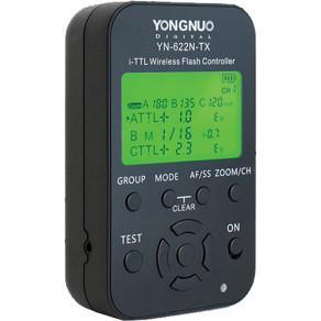 Передатчик-контроллер Yongnuo YN622N-TX Nikon для радиосинхронизаторов YN622N
