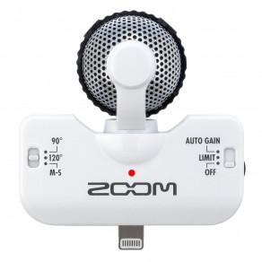 Микрофон Zoom iQ5 White