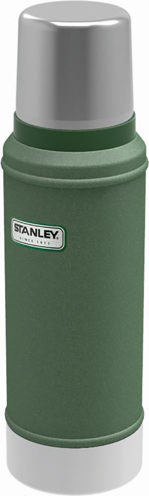 Термос Stanley Classic 0.75л Зеленый