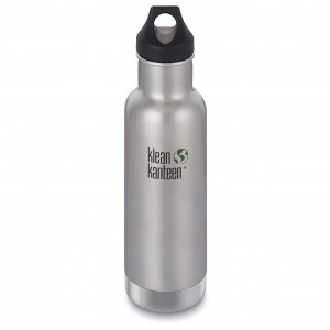 Термофляга Klean Kanteen Classic Vacuum Insulated 592мл Brushed Stainless