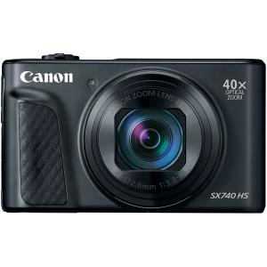 Фотоаппарат Canon Powershot SX740 HS Black