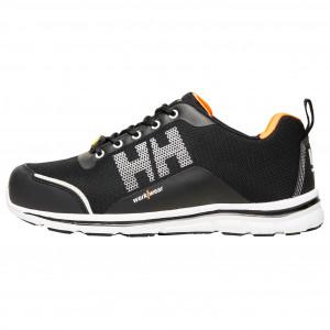 Кроссовки Helly Hansen Oslo Low - 78225 (Black/Orange)