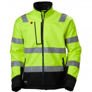 Куртка Helly Hansen Alna Softshell Jacket - 74094 (Yellow/Ebony)